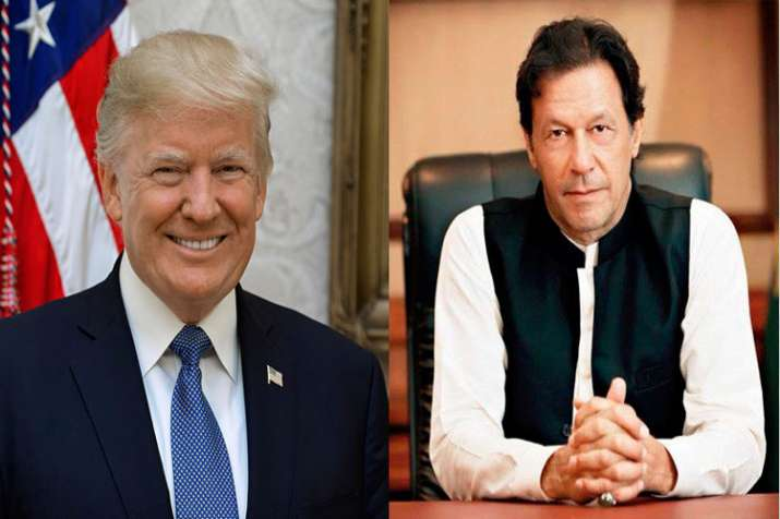 Imran Khan to visit US and meet President Trump on July 22nd- India TV