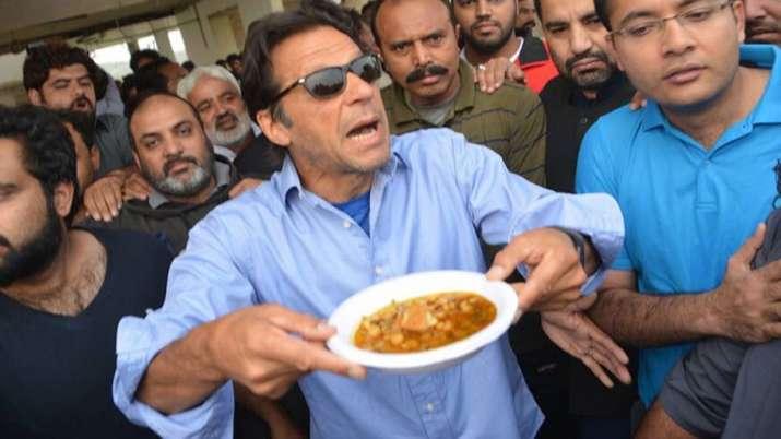 Imran Khan orders cut down in naan, roti prices- India TV