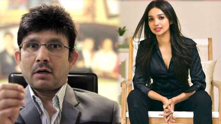 KRK and Kanika Dhillon- India TV