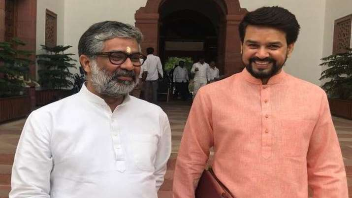 Neeraj Shekhar likely to join BJP- India TV