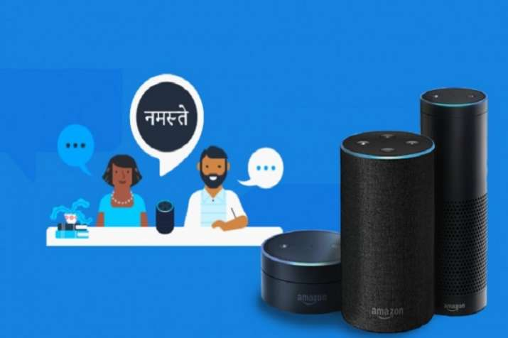 Amazon Voice Assist Alexa could be support hindi for indian users- India TV Paisa