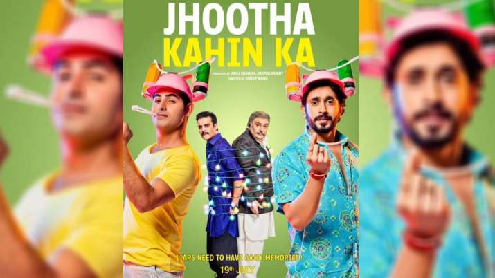Jhoota Kahin Ka- India TV Hindi
