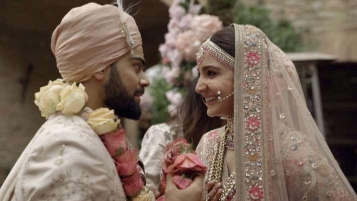 विराट-अनुष्का- India TV