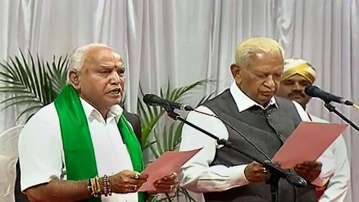 BS Yeddyurappa- India TV