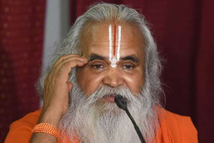 Ram Janmbhoomi Nyas member Ram Vilas Vedanti- India TV