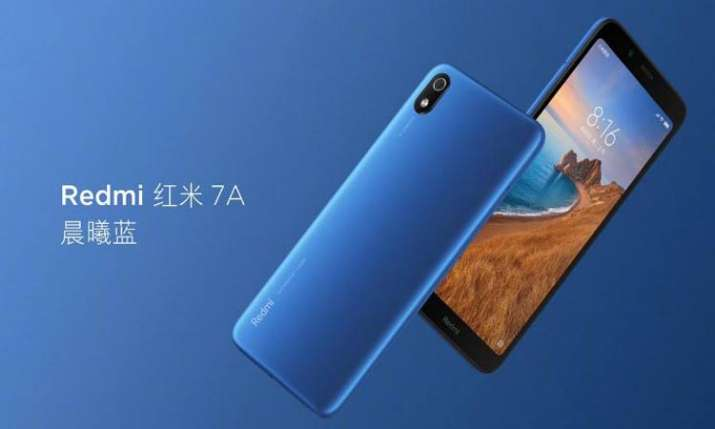 Redmi 7A in India launch on 4 july - India TV Paisa