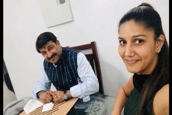 Sapna Choudhary- India TV