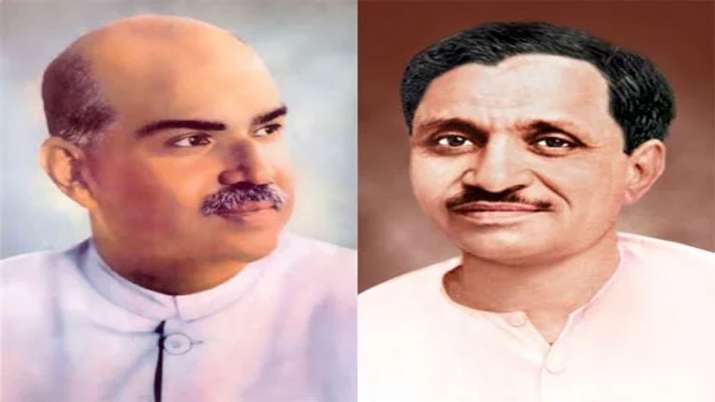 No inquiry in death of Lal Bahadur Shastri Shyama Prasad Mukherjii and Deen Dayal Upadhayay- India TV