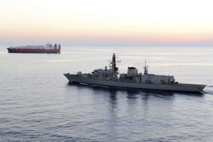 Iranian boats attempted to impede British tanker in the Gulf, says UK   AP Representational- India TV