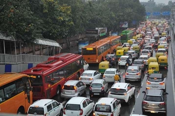 traffic rule violators । Representative Image- India TV Paisa