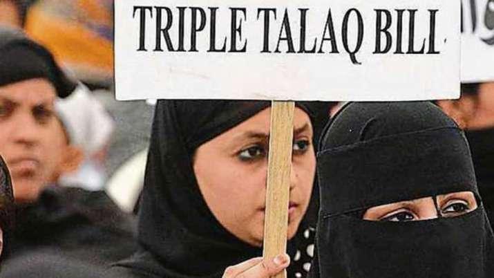 Triple talaq bill to be tabled in Lok Sabha- India TV Hindi