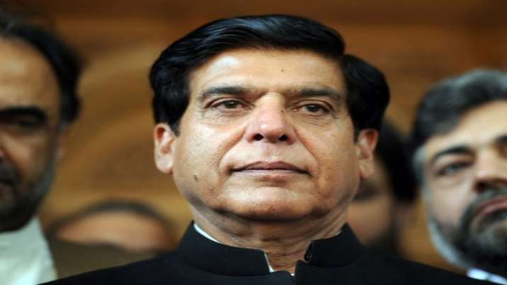 Raja Pervaiz Ashraf- India TV