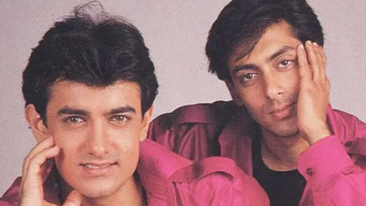 Aamir khan and Salman khan- India TV