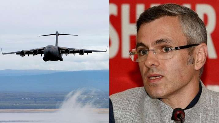 Government puts Air Force and Army on high operational alert, Omar Abdullah sounds alarm.- India TV