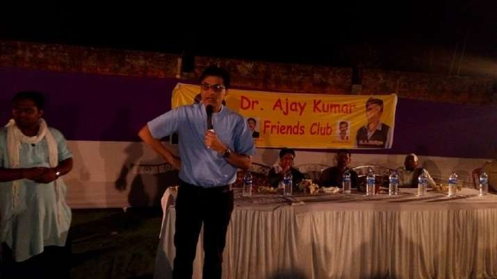 Ajoy Kumar- India TV