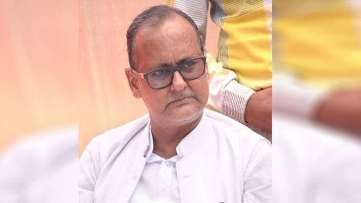 Former Raebareli Sadar MLA & Congress leader Akhilesh Singh passes away on Tuesday- India TV