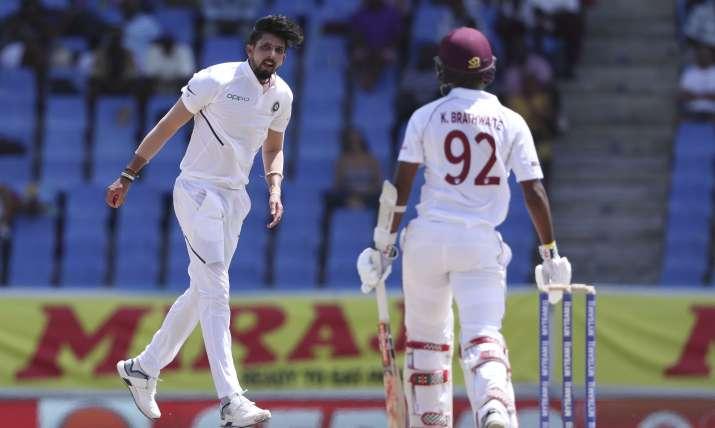 भारत बनाम वेस्टइंडीज़ लाइव मैच स्कोर, लाइव मैच स्कोर वेस्टइंडीज बनाम भारत बॉल स्कोर 1ST test match - India TV