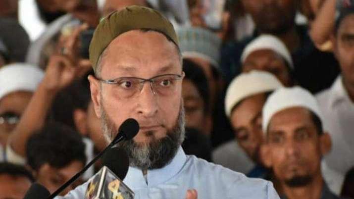 Asaduddin Owaisi targets Modi Government on removal of Article 370 from Jammu Kashmir- India TV Hindi