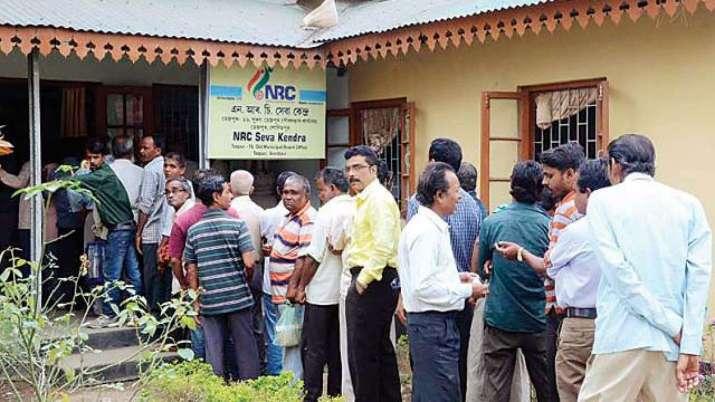 कल आएगी NRC की अंतिम सूची, सोनोवाल ने कहा-सरकार गरीबों को मुहैया कराएगी कानूनी सहायता- India TV
