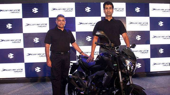 Bajaj Auto sales down 5pc at 3,81,530 units in July- India TV Paisa