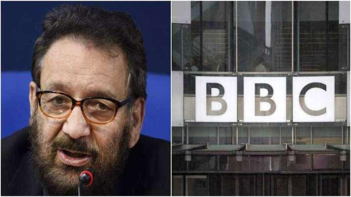 Shekhar Kapur slams BBC over Kashmir coverage- India TV