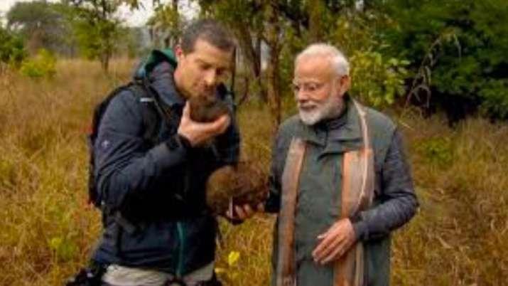 बेयर ग्रिल्स-...- India TV Hindi