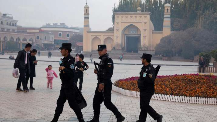 China defends training camps in Xinjiang, says it 'effectively eliminated' religious extremism | AP - India TV