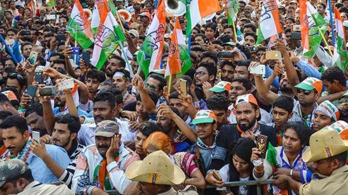 3 राज्यों के विधानसभा चुनावों में झंडा गाड़ने के लिए 'सुपर 130' मिशन के भरोसे कांग्रेस | PTI File- India TV Hindi