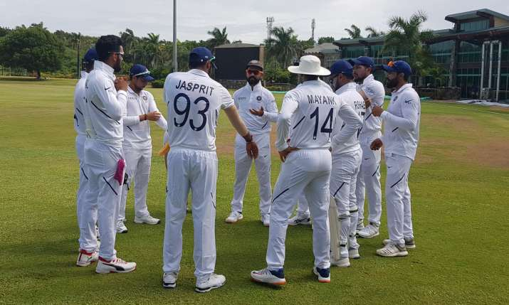 India A vs West Indies A- India TV