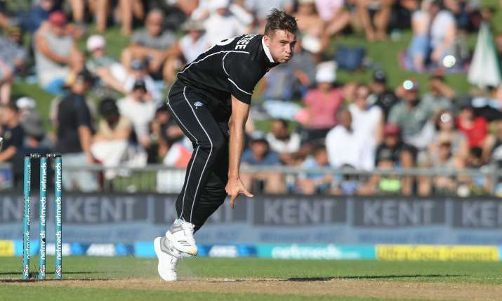 Tim Southee, New Zealand Fast Bowler- India TV