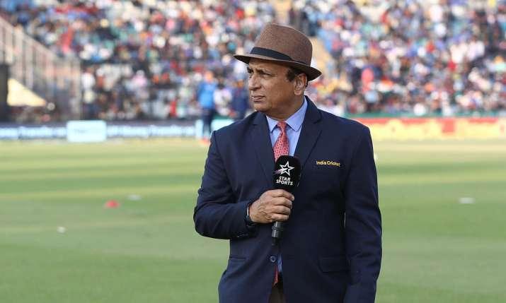 Sunil Gavaskar- India TV