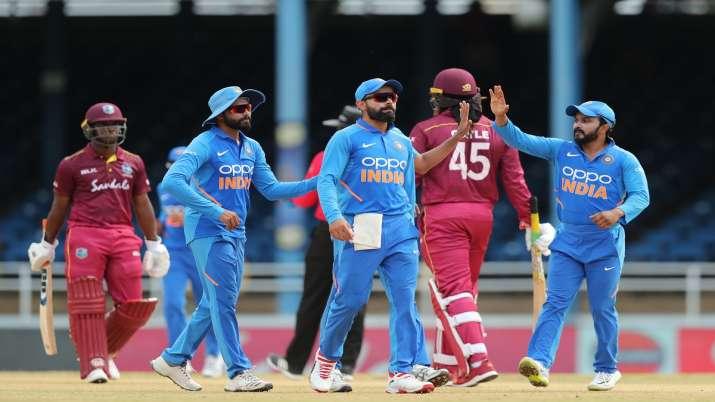 वेस्टइंडीज बनाम...- India TV