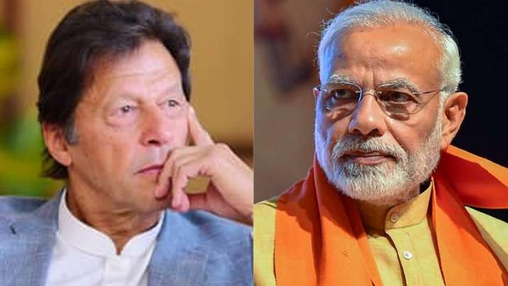 Pakistan PM Imran Khan asks party men to hold demonstrations in New York during PM Modi's visit- India TV Hindi