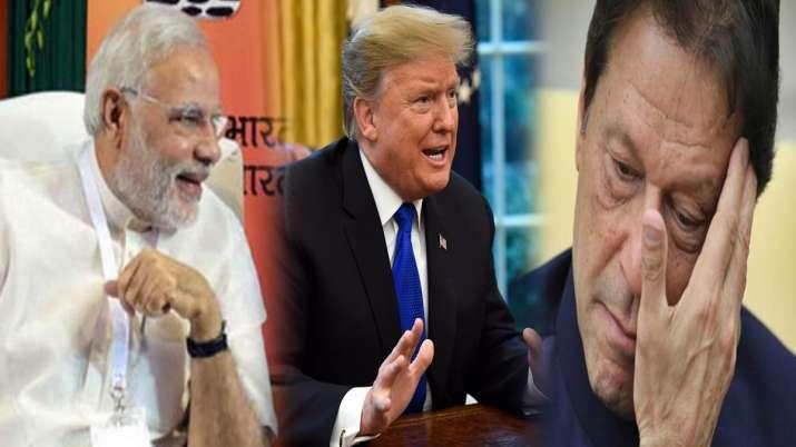 मोदी-ट्रंप की बातचीत से घबराए इमरान, आधी रात पाकिस्तान में मची भगदड़- India TV
