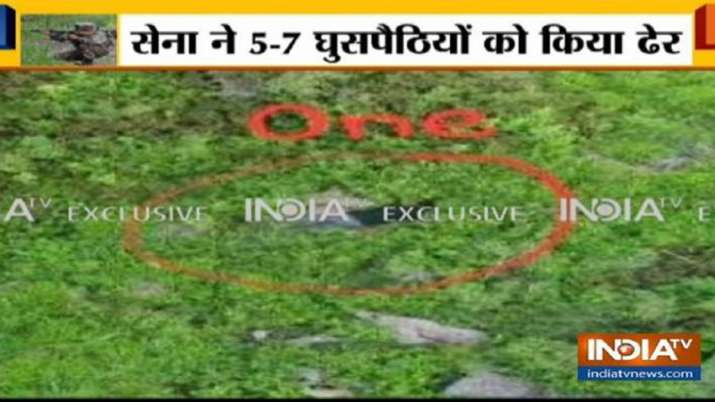 Indian Army offers Pakistan Army to take over the dead bodies of BAT army regulars and terrorists   - India TV Hindi