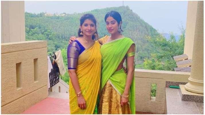 Jahnvi kapoor- India TV