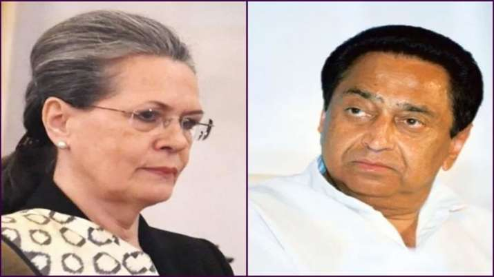 Kamalnath Meets Sonia Gandhi over MP PCC Chief appointment- India TV Hindi