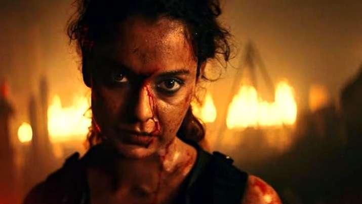 Kangana Ranaut in Dhaakad First Look Teaser - India TV