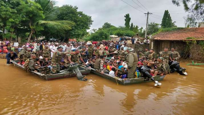 Holiday declared till 15 August in all schools and colleges in Karnataka due to heavy rainfall- India TV Hindi