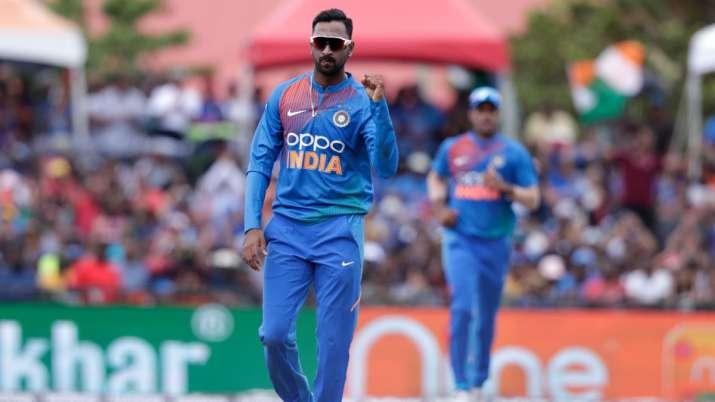 क्रुणाल पांड्या को वनडे टीम में खेलते देखना चाहते हैं वीवीएस लक्ष्मण - India TV Hindi