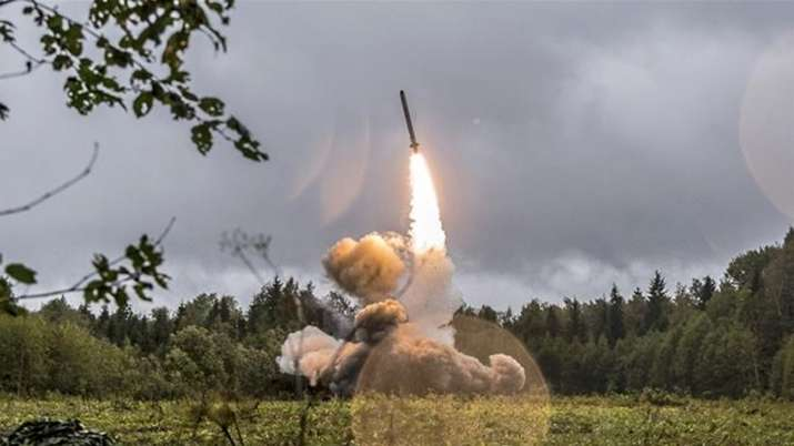 Russia explosion: Russian rocket crash sparks radiation fears, five confirmed dead in blast | AP Fil- India TV Hindi