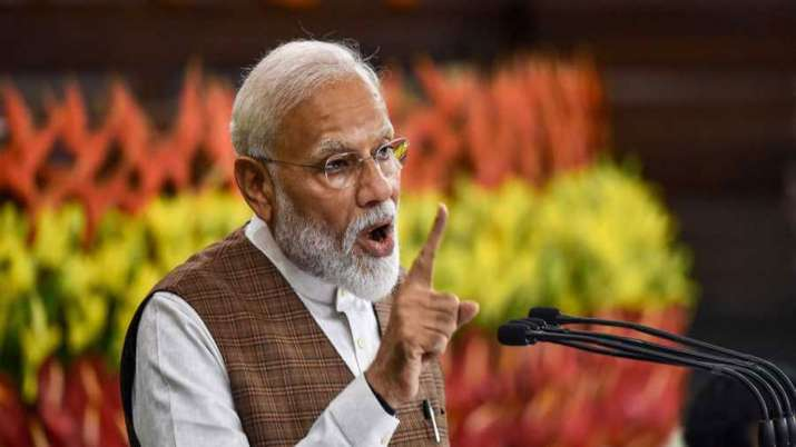 Decision on Article 370 is purly domestic issue says PM Modi in a interview to English daily- India TV