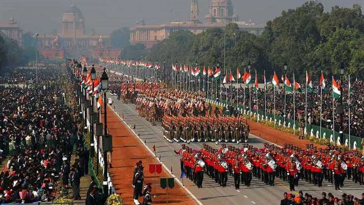 independence day parade- India TV