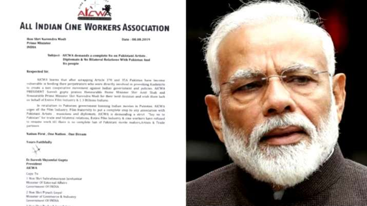 AICWA writes letter to PM Narendra Modi- India TV