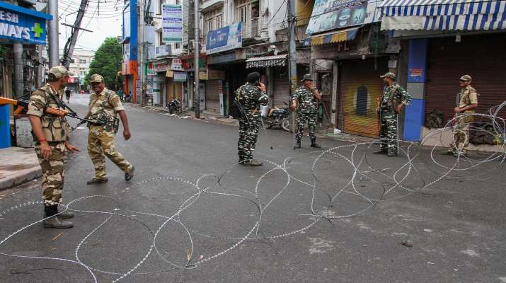 Kashmir Jammu- India TV