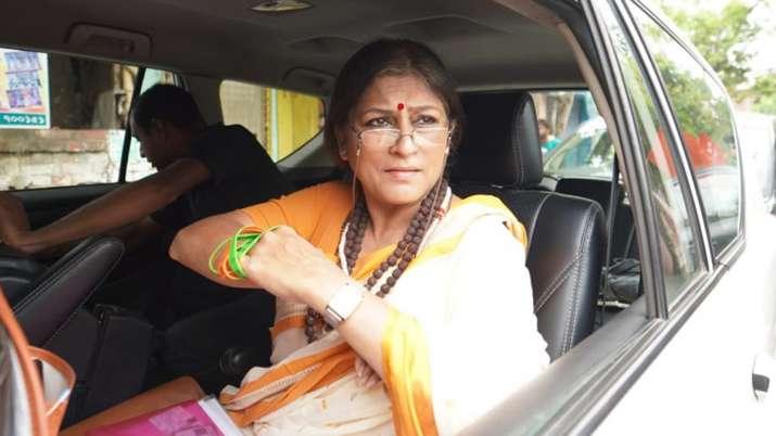BJP MP Roopa Ganguly's son drives car into wall in Kolkata | Facebook- India TV