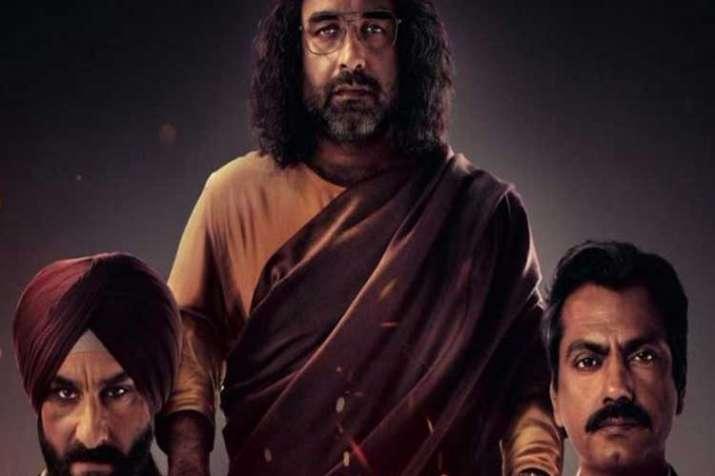 Sacred Games- India TV