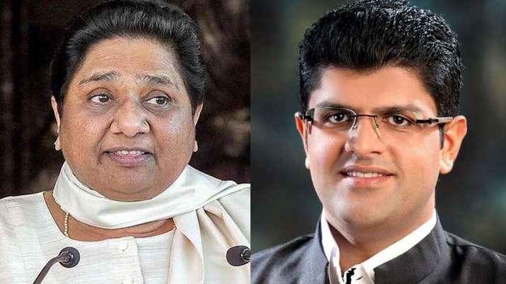 हरियाणा में विधानसभा चुनाव मिलकर लड़ेंगी JJP और BSP: दुष्यंत चौटाला- India TV