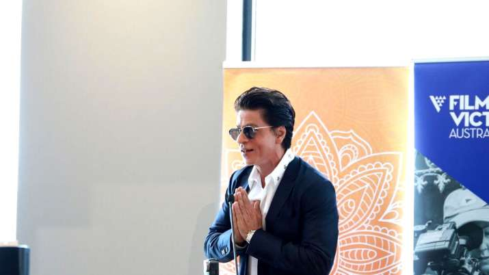 Shah Rukh Khan at Indian Film Festival 2019- India TV