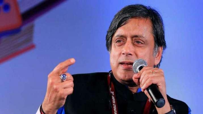 Arrest warrant against Tharoor over 'Hindu Pakistan' remark- India TV